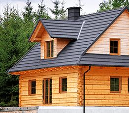 Строительство домов из бруса в Екатеринбурге